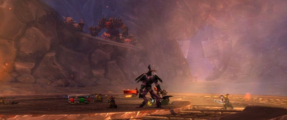 Patch 53 PTR The Secrets of Ragefire overview