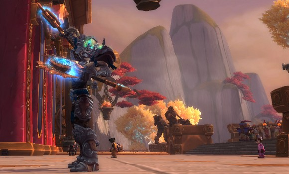 The Care and Feeding of Warriors Itemization Concerns