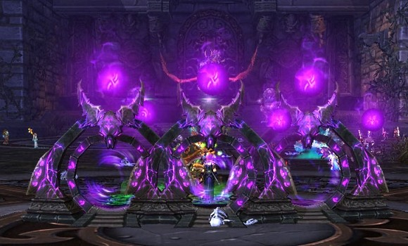 Blood Pact What's going on with 'locks in patch 54 MON