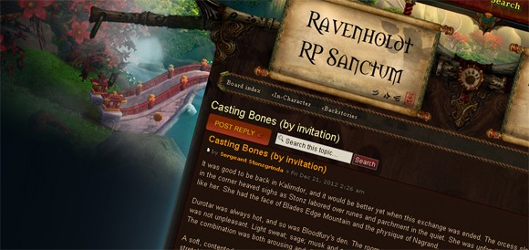 Allorc clan leader offers fierce perspectives on RP, world PvP, and Garrosh