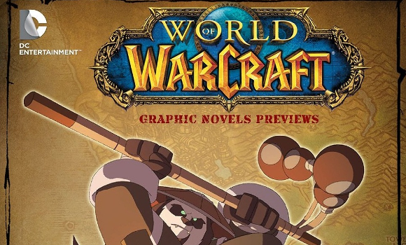 Free WoW graphic novels
