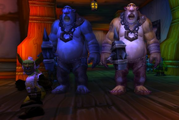 Around Azeroth You are the brute squad! FRIDAY