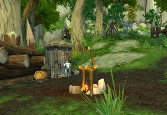 Around Azeroth Not everybody poops WEDNESDAY