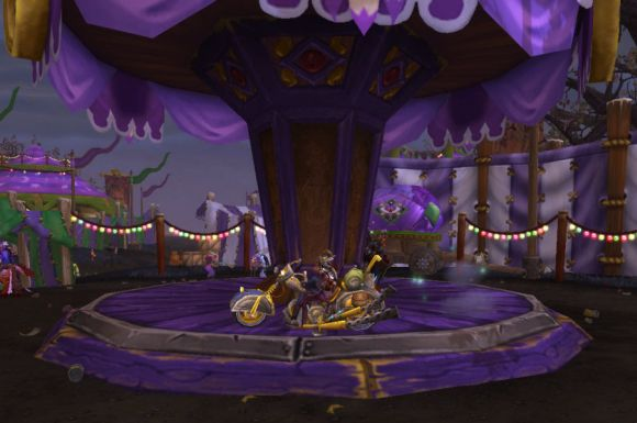 Around Azeroth All my friends know the low rider SATURDAY
