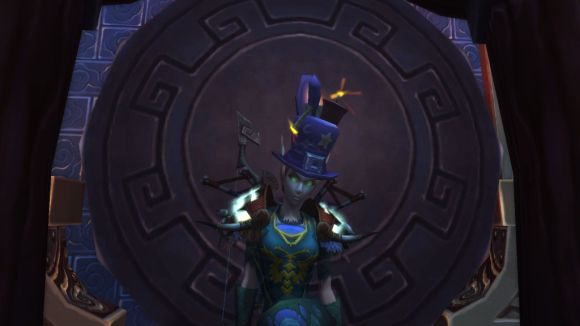 Around Azeroth You can leave your hat on MONDAY