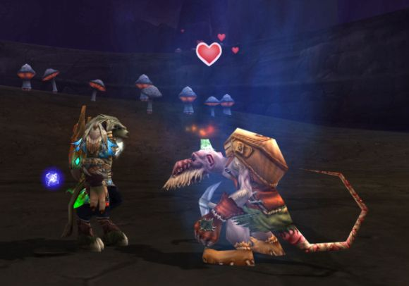 Around Azeroth Love in a hopeless place SATURDAY