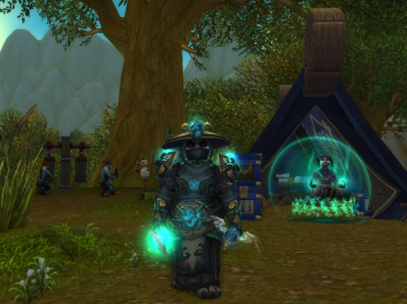 Around Azeroth An inner glow THURSDAY