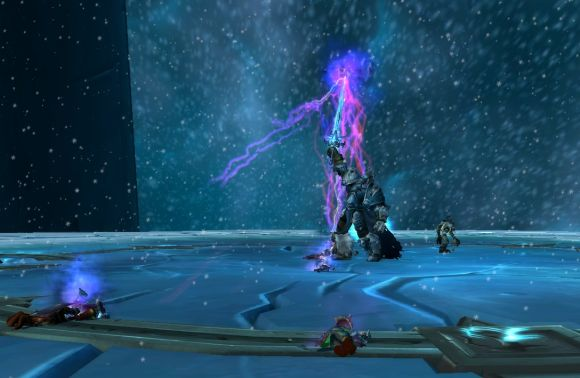 Around Azeroth Victory in death MONDAY