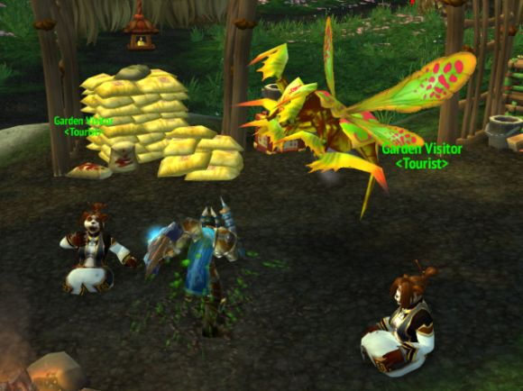 Around Azeroth Tourist trap THURSDAY
