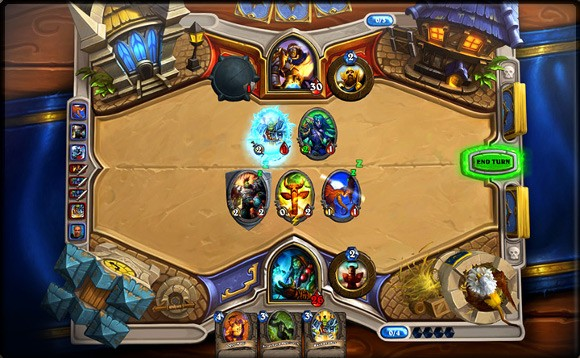 Hearthstone play and developer Q&A