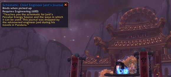 Patch 54 PTR Jard and his amazing engineering journal