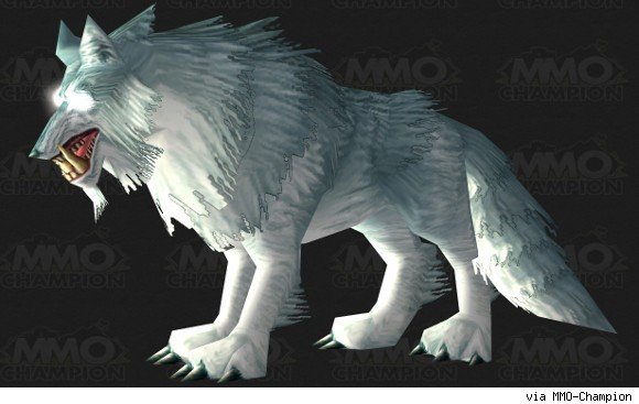Patch 54 PTR Dire Wolf boss to prowl the Darkmoon Faire