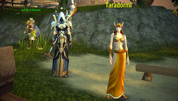 Faction change Travel back in time to experience the Pandaria starting quests
