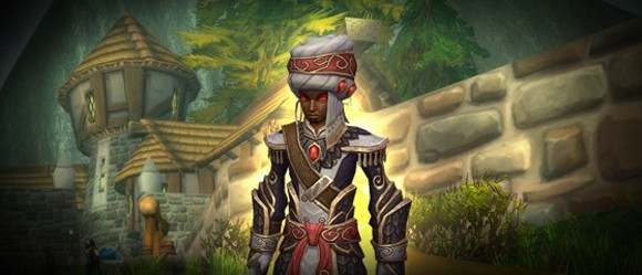 A legendary for all, courtesy of Wrathion