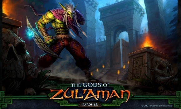 Patch 2.3: The Gods of Zul'Aman
