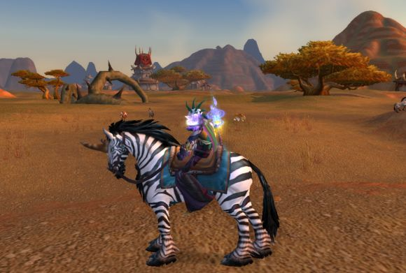 Around Azeroth A horse is a horse, of course, of course WEDNESDAY