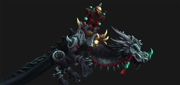 Patch 54 PTR New PvP cloud serpent models