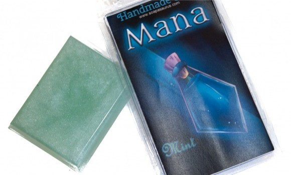 These WoWthemed soaps will keep your nonvirtual body clean