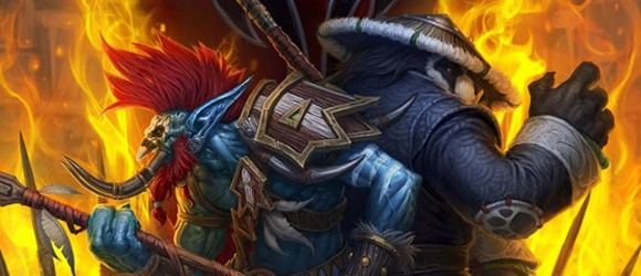 Enter to win Vol'jin Shadows of the Horde
