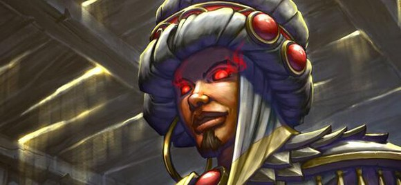 Know Your Lore The mysterious motives of Wrathion