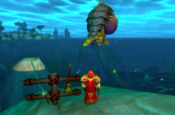 Around Azeroth Revenge of the overfished SUNDAY