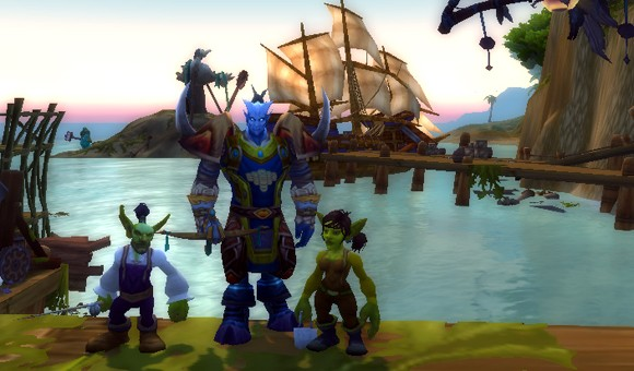 Player sweeps all three Stranglethorn Fishing winning spots in one day