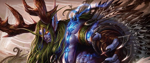 World of Warcraft TCG closes its doors