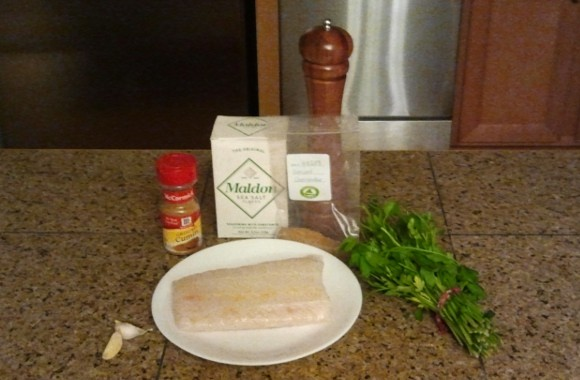 smallfish ingredients