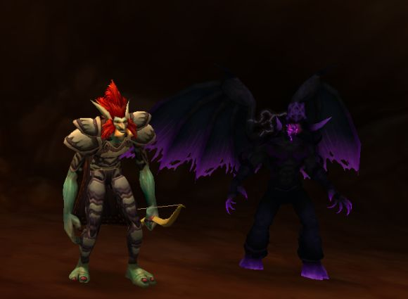 Around Azeroth All grown up and turned evil WEDNESDAY