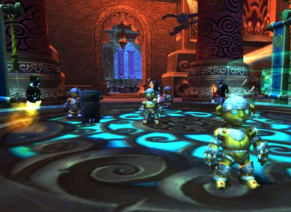 Around Azeroth The silent invasion SUNDAY