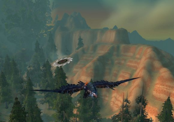 Around Azeroth One day I'll fly away THURSDAY