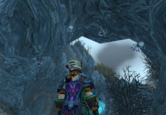 Around Azeroth If I can't see them, they can't see me TUESDAY