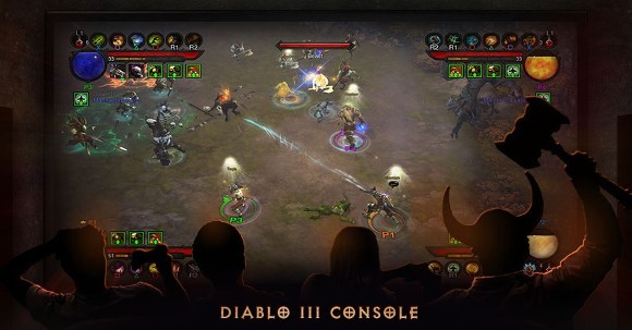 Diablo III is perfect for consoles