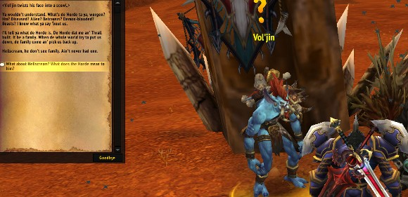 Siege of Orgrimmar and the ideas we experience in World of Warcraft