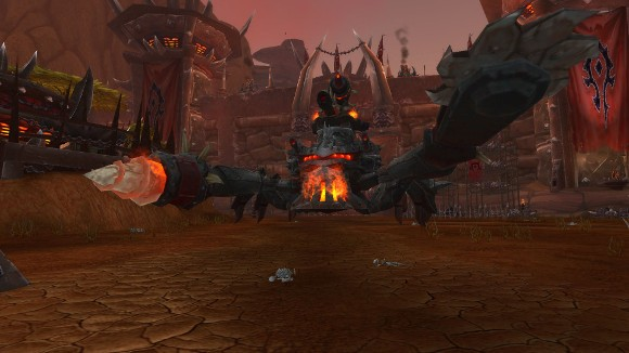 Siege of Orgrimmar LFR Wing Two opens