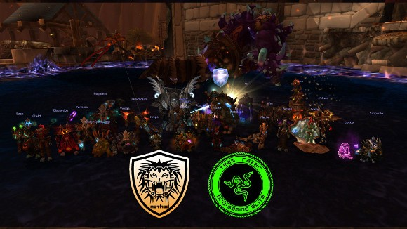 EU guild Method takes World First Garrosh 25Heroic