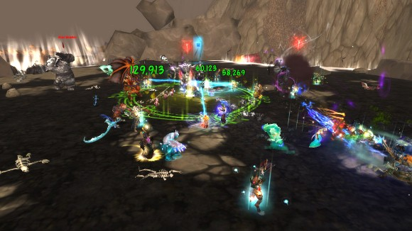 Bosses in 5 Seconds SoO LFR wing one