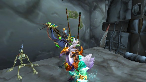PvP developer roundtables taking place at Blizzard tomorrow