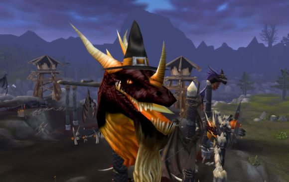 Around Azeroth I'm very happy about being dead WEDNESDAY