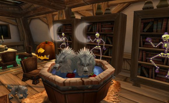 Around Azeroth Hot wolf and apple stew SUNDAY