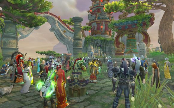 Around Azeroth What's so funny about peace, love and understanding SUNDAY