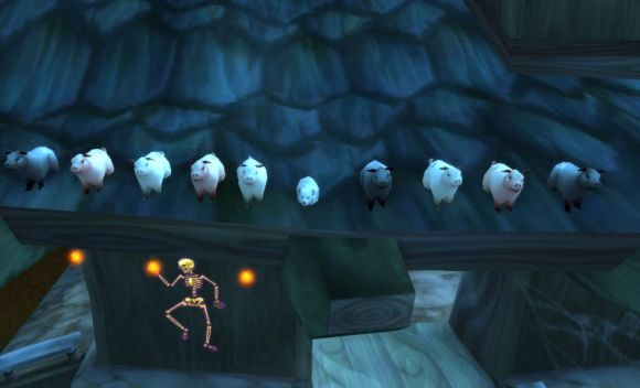 Around Azeroth The nine little pigs and their house of horrors MONDAY