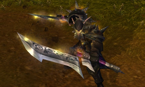 The Care and Feeding of Warriors Proc Weapons, How I Miss Thee