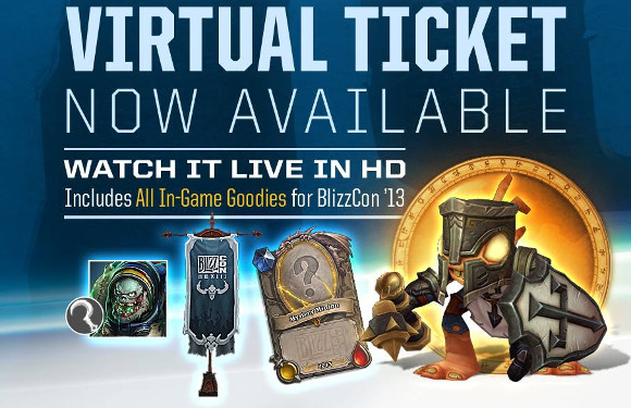 Blizzcon Virtual Ticket goodies revealed