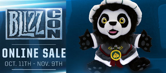 The 2013 BlizzCon Online Sale is now live