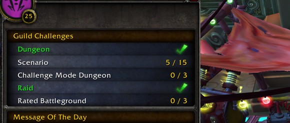 Is your guild bank going dry