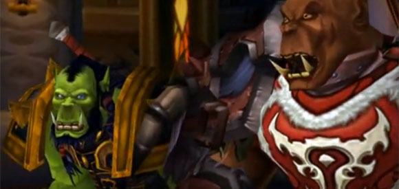 Know Your Lore The fate of Garrosh Hellscream