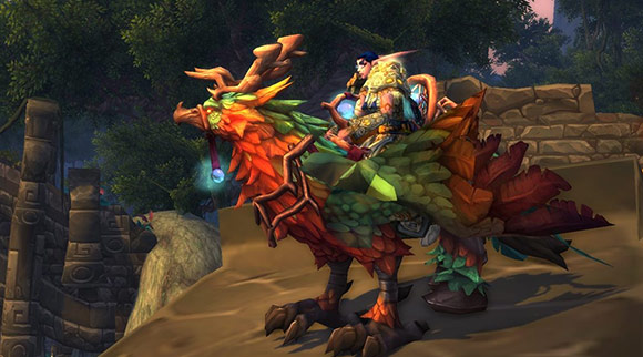 New hippogryph mount