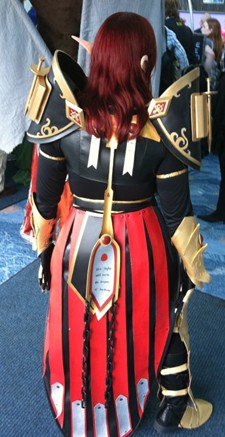15 Minutes of Fame Road to BlizzCon cosplay, part 1