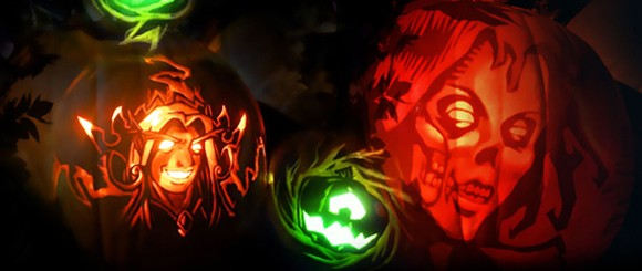 Blizzard announces 2013 Halloween Pumpkin Carving Contest